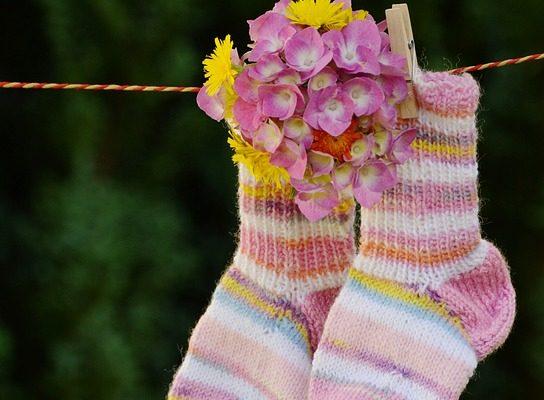Това се случва с всичките ви липсващи чорапи