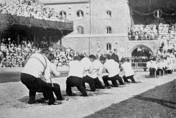 Няма да повярвате какви дисциплини е имало на Олимпиадата